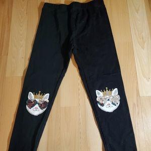 🍀5/25🍀cat leggings
